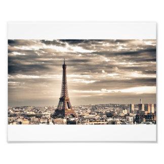 The Eiffel Tower Photograph