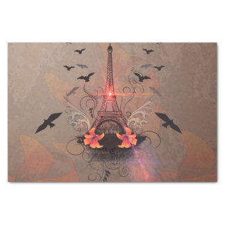 The Eiffel Tower Tissue Paper