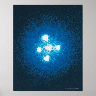 The Einstein Cross Print