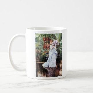 The elder Strauss by James Tissot Coffee Mug