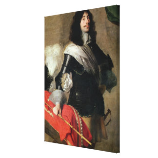 The Eldest Son of Pierre Corneille Canvas Print