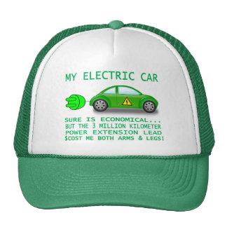 THE ELECTRIC CAR CAP