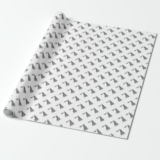 the Electric Tower Wrapping Paper