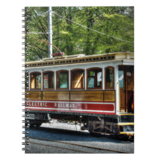 The Electric Tram Notebooks