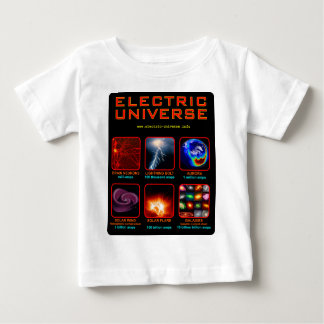 The Electric Universe Baby T-Shirt