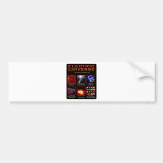 The Electric Universe Bumper Sticker