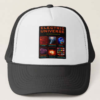 The Electric Universe Trucker Hat