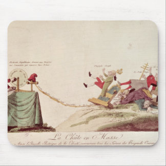 The Electrical Spark of Liberty' Mouse Mat