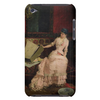 The Elegant Connoisseur, 1883 (oil on canvas) Barely There iPod Case