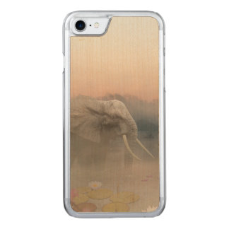 The Elephant Carved iPhone 8/7 Case