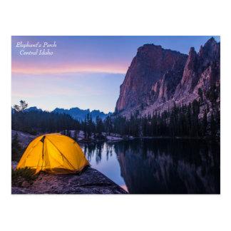 The Elephant's Perch - Central Idaho Postcard