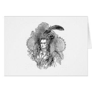 The Elizabethan Greeting Card
