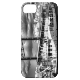 The Elizabethan Paddle Steamer iPhone 5 Cases
