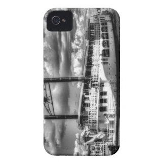 The Elizabethan Paddle Steamer iPhone 4 Case-Mate Case