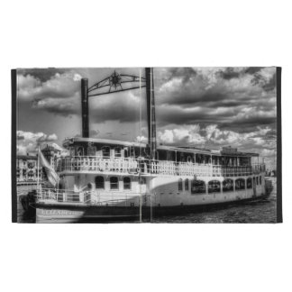 The Elizabethan Paddle Steamer iPad Cases