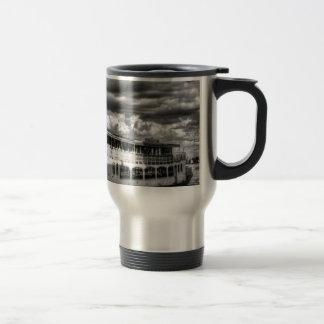 The Elizabethan Paddle Steamer Mugs