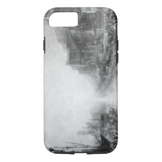 The Embarkation of Regulus, Ancient Carthage, engr iPhone 8/7 Case