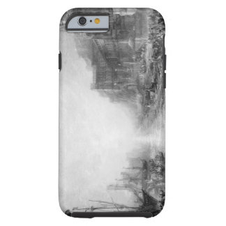 The Embarkation of Regulus, Ancient Carthage, engr Tough iPhone 6 Case
