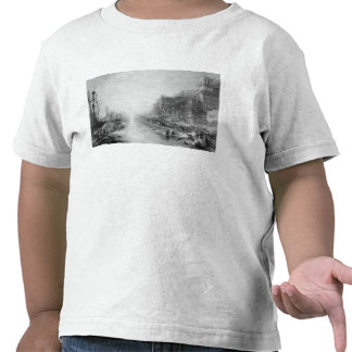 The Embarkation of Regulus Ancient Carthage engr Shirts