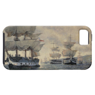 The Embarkation of the Liberating Expedition of Pe iPhone 5 Cover