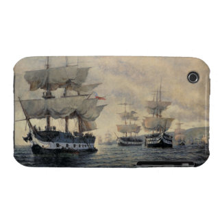 The Embarkation of the Liberating Expedition of Pe iPhone 3 Cover