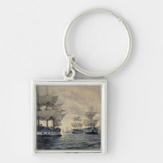 The Embarkation of the Liberating Expedition of Pe Key Chains