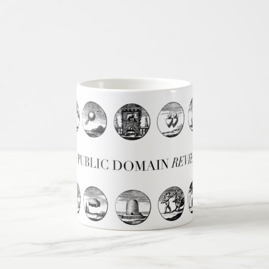 THE EMBLEMS MUG WITH PDR LOGO