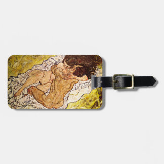 The Embrace, 1917 Bag Tag