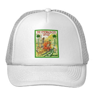 The Emerald City Of Oz Trucker Hats