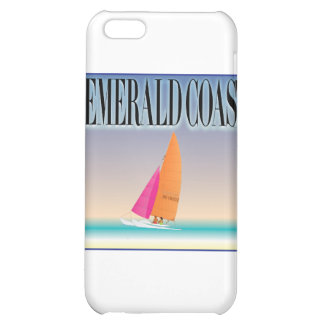 The Emerald Coast iPhone 5C Covers