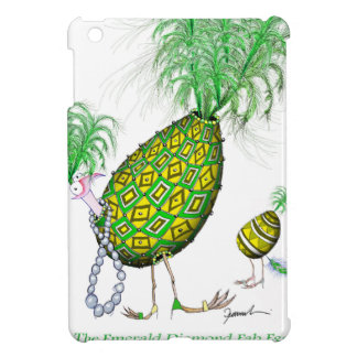 The Emerald Diamond Fab Egg, tony fernandes Cover For The iPad Mini