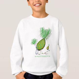 The Emerald Diamond Fab Egg, tony fernandes Sweatshirt
