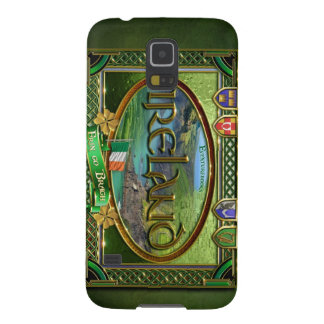 The Emerald Isle Galaxy S5 Covers