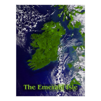 The Emerald Isle Poster