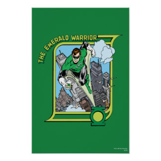 The Emerald Warrior Poster