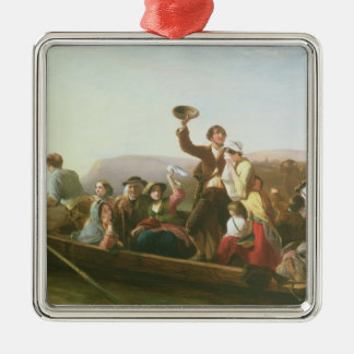 The Emigrants Christmas Ornament