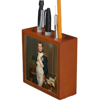 The Emperor Napoleon in his study at the Tuileries Pencil/Pen Holder