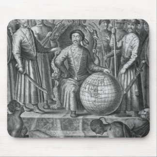 The Emperor of China, frontispiece to an account o Mouse Pad