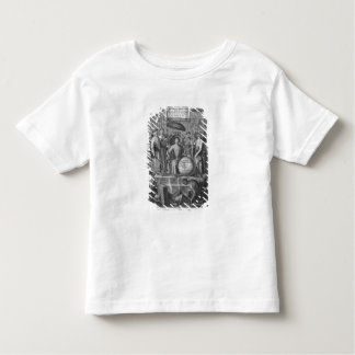 The Emperor of China, frontispiece to an account o Toddler T-Shirt