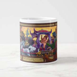 The Emperor's New Clothes 20 Oz Large Ceramic Coffee Mug