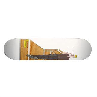 The Emperor skateboard