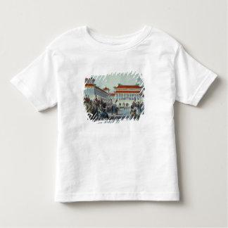 The Emperor Teaon-Kwang Reviewing his Guards, Pala Toddler T-Shirt