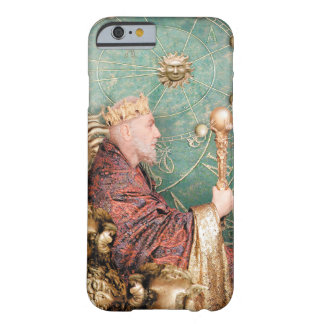 The Emperor- The Modern Medieval Tarot iphone case