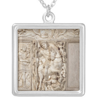 The Emperor Triumphant Silver Plated Necklace