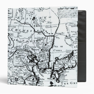 The Empire of China and Island of Japan 3 Ring Binders