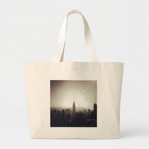 The Empire State Building, NYC Bags