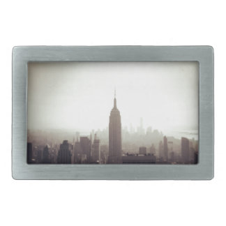 The Empire State Building, NYC Rectangular Belt Buckle
