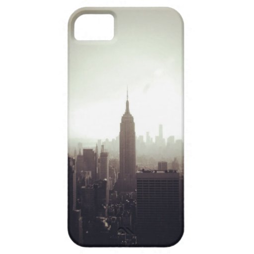 The Empire State Building, NYC iPhone 5/5S Cases