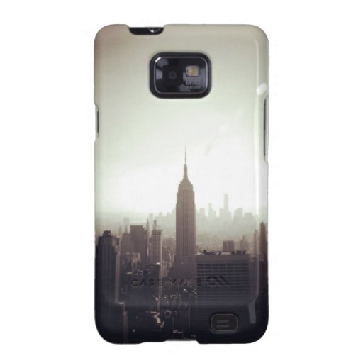 The Empire State Building, NYC Samsung Galaxy SII Cover