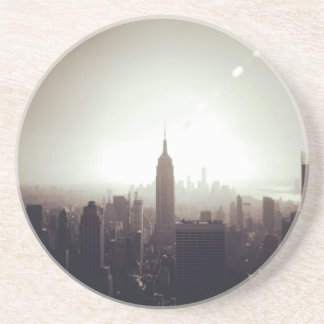 The Empire State Building, NYC Beverage Coaster